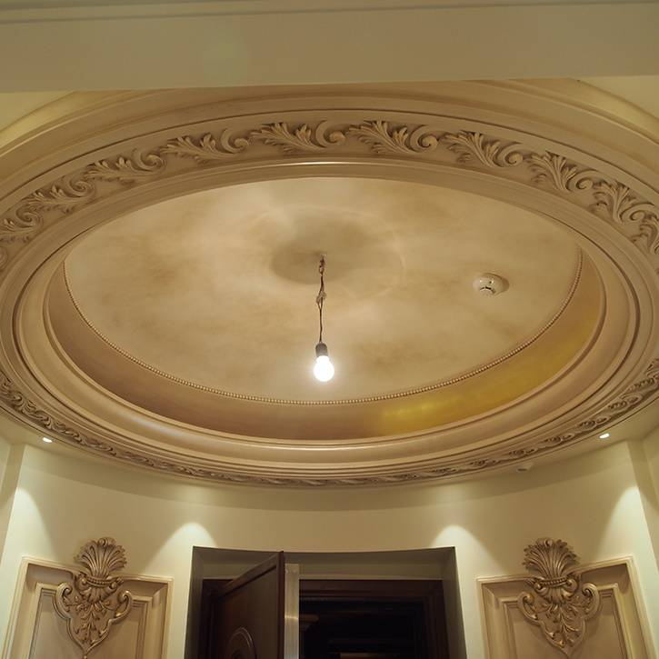 طراحی داخلی ساختمان مسکونی امپریال پاسداران