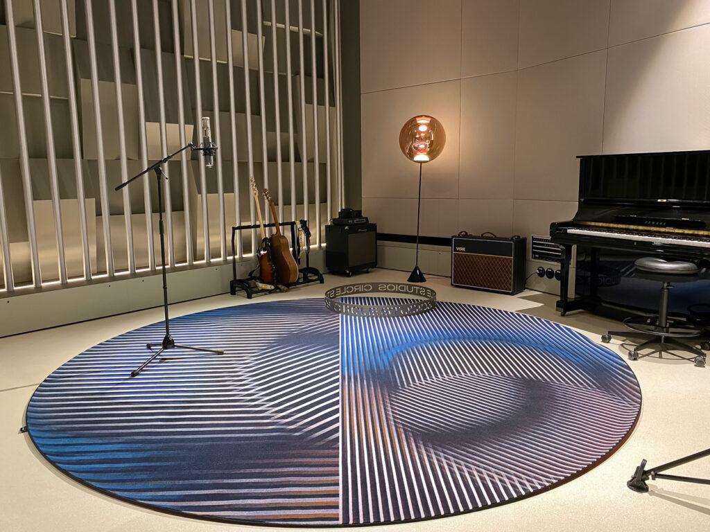 طراحی اتاق موسیقی